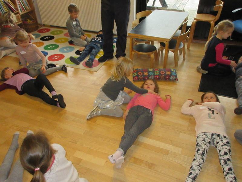 Førstehjælp for børn